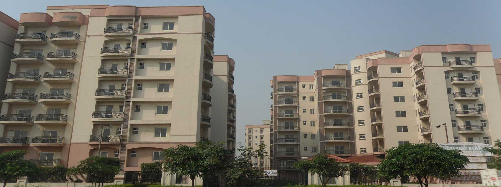 Beverly Park Apartments Dwarka Delhi B