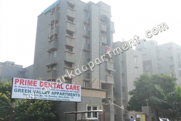 Green Valley Apartment, Dwarka