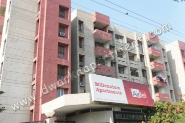 Millenium Apartments, Dwarka