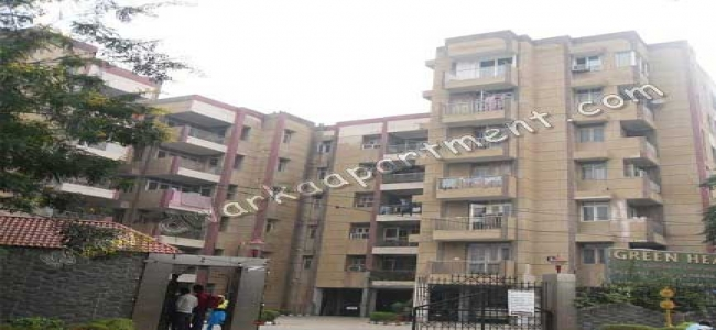 Green Heavens Apartment Dwarka for Sale